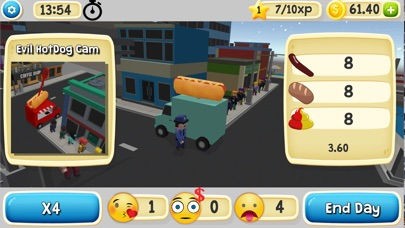 Food Tycoonist screenshot 2