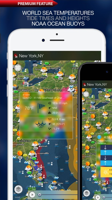weather alert map usa app report on mobile action. Black Bedroom Furniture Sets. Home Design Ideas