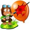 Monkey Shoot Balloon