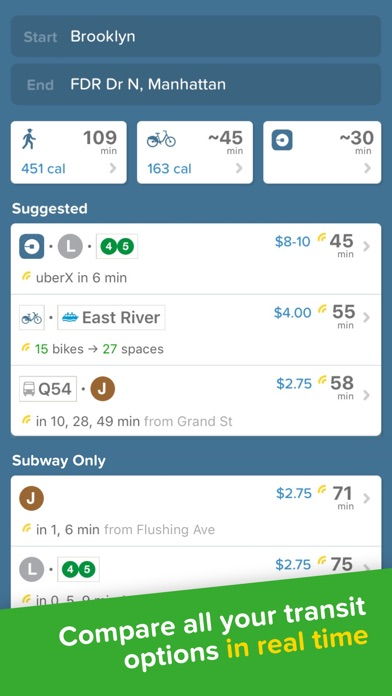 download Citymapper Transit Navigation apps 2