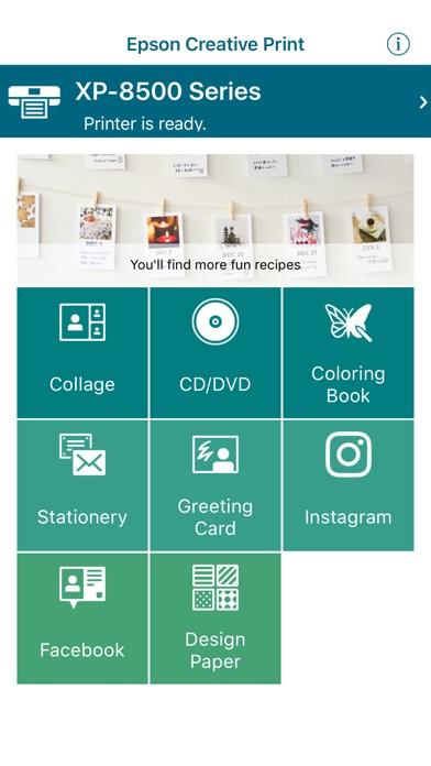 Epson Creative Print On The App Store