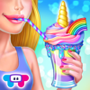 TabTale LTD - Unicorn Food - Rainbow Glitter Food & Fashion  artwork