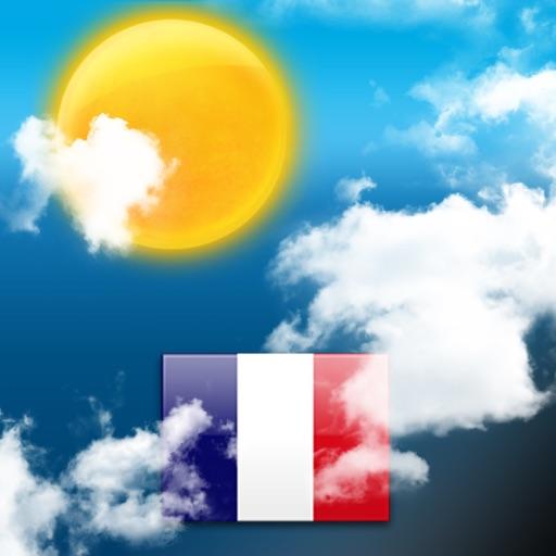 Погода во Франции