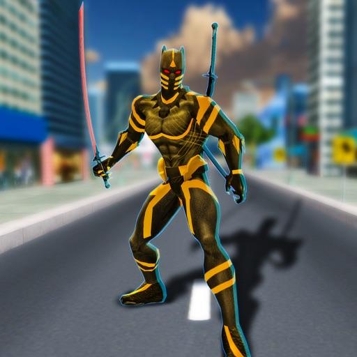 Super Hero City Fight