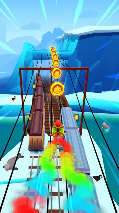 Image of Subway Surfers for iPhone