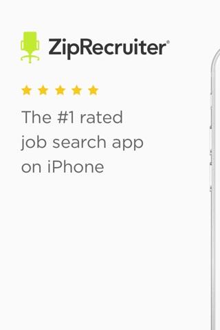 ZipRecruiter Job Search screenshot 1