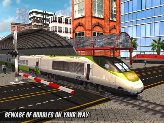 City Train Driving Adventure screenshot 9