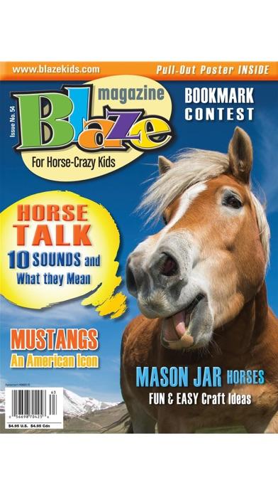 Blaze Magazine screenshot1