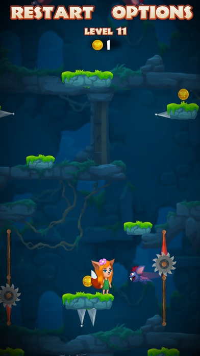 Screenshot of Foxy Hopps App