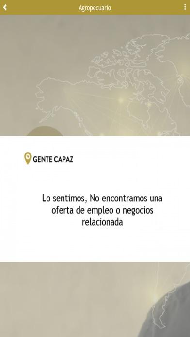 Gente Capaz screenshot 3