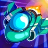 Space Cycler Games voor iPhone / iPad