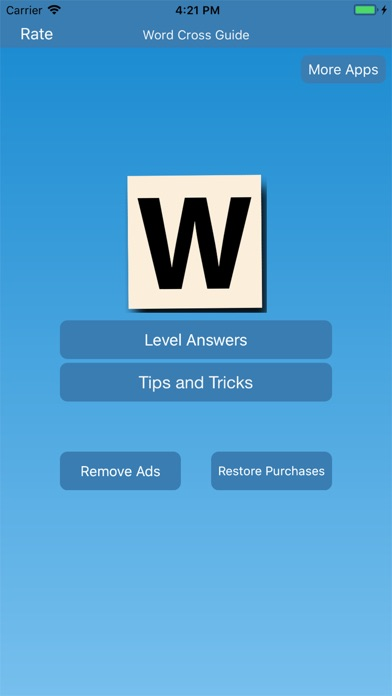 Screenshot of Guida Per Word Cross Puzzle1