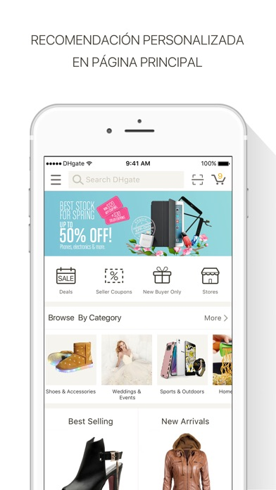 download DHgate - negocio global apps 1