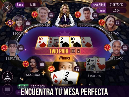 Como conseguir chips en texas holdem poker