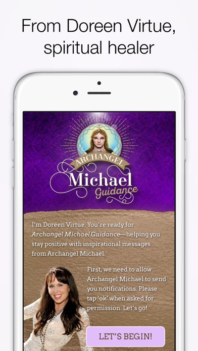 Archangel Michael Guidance screenshot 5