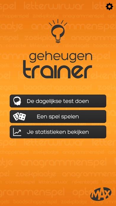 Download MAX Geheugentrainer App