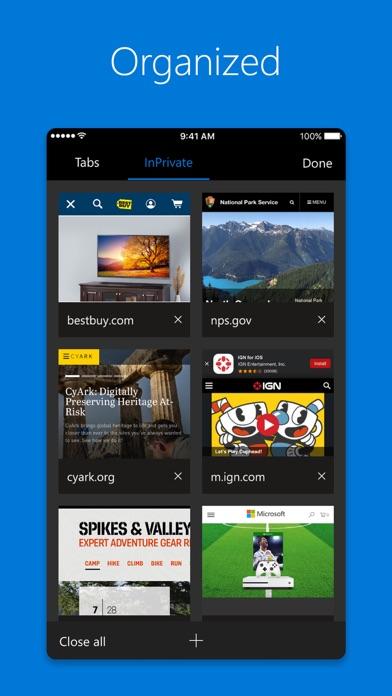 download Microsoft Edge apps 2