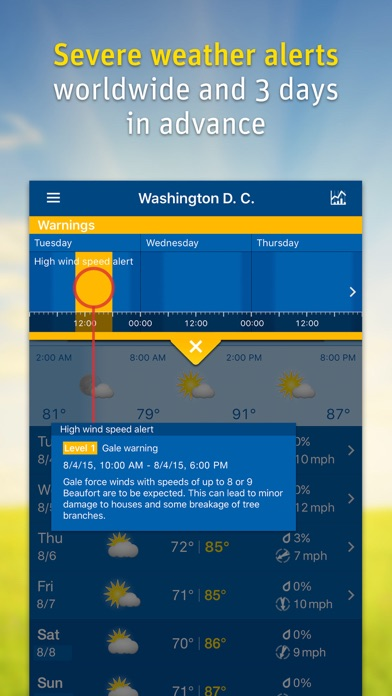 download WeatherPro Lite apps 1