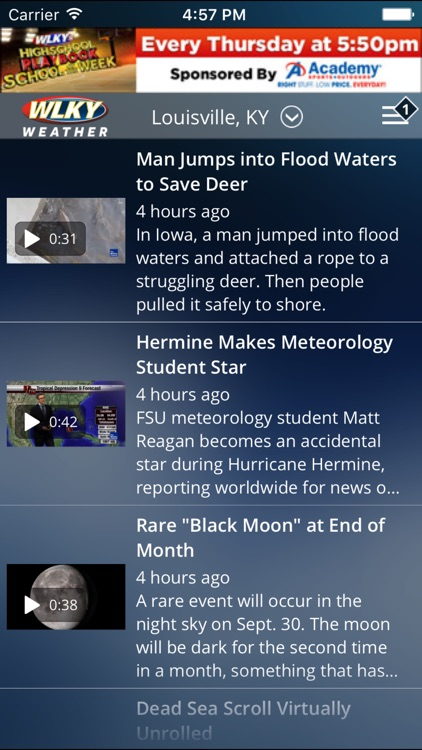 WLKY Weather by Hearst Television