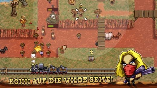Guns'n'Glory Premium Screenshot
