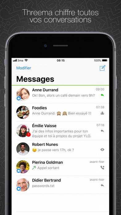 download Threema apps 0