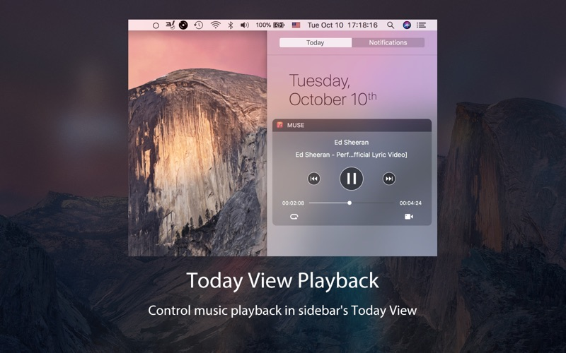 Muse: Music Player for YouTube Screenshots