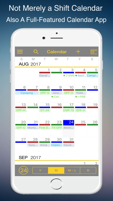 download FireSync Shift Calendar apps 2
