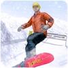 Maestro di snowboard - Salto