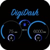 DigiDash: Speedometer