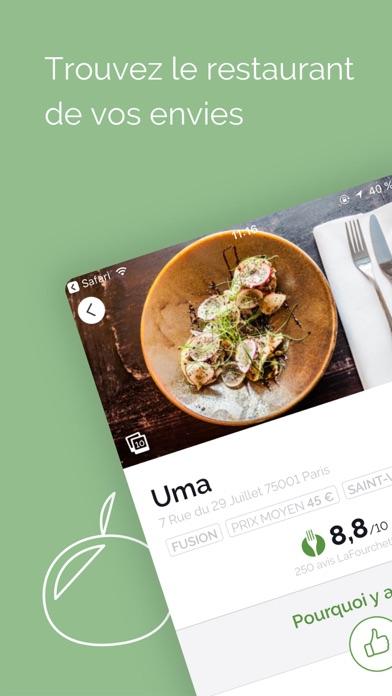 download LaFourchette Restaurants apps 4