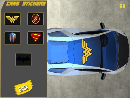 Автомобиль Механик: дрейф раса Скриншоты8