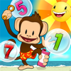 THUP Games - Monkey Math School Sunshine  artwork