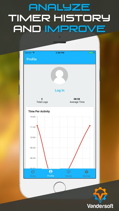 Interval Timer - Tabata & HIIT Workout Stopwatch by Charles