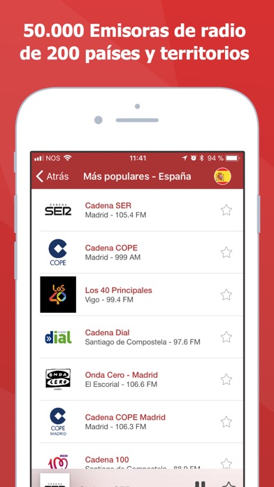 download myTuner Radio España apps 2