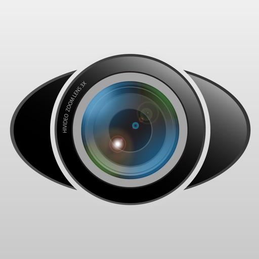 HiVideo - 静音・縦持ち横長写真&ビデオカメラ撮影