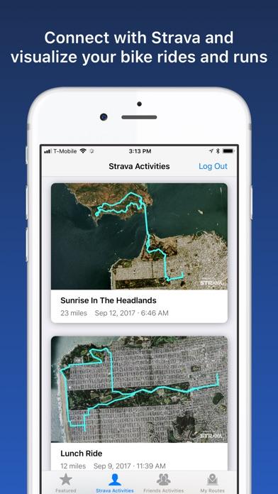 Снимок экрана iPhone 3