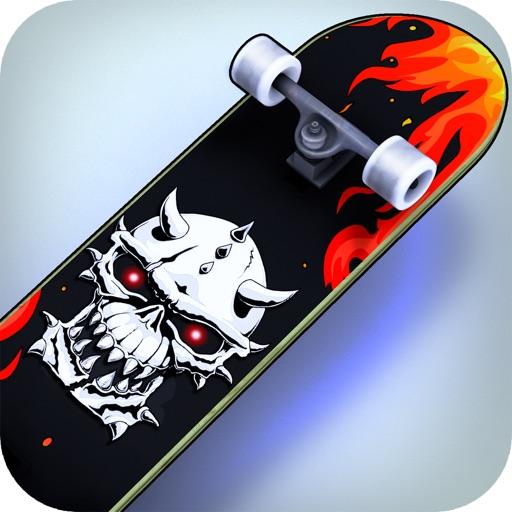 Skateboard Freestyle Skater 3D iOS App
