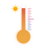 Thermometer and Hygrometer - Temperature, Humidity