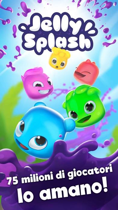 Screenshot of Jelly Splash5