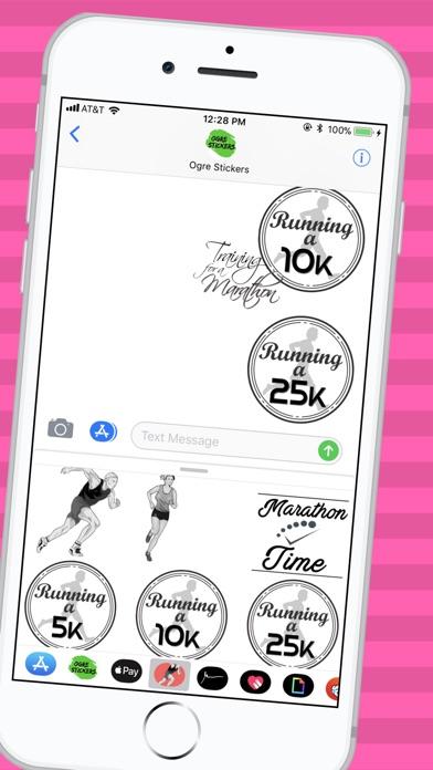 download Runner Stickers apps 2