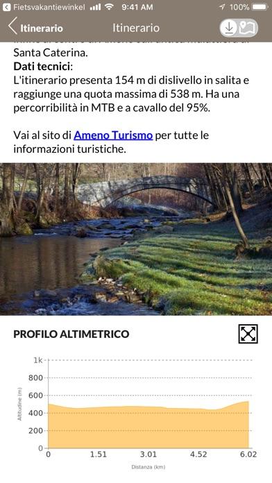 Screenshot of PiemonteWays4