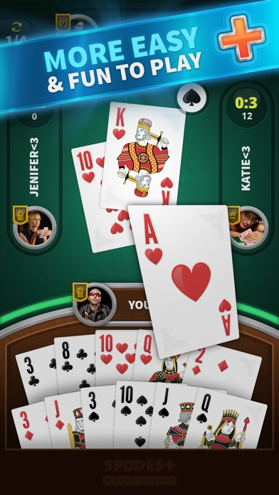 Spades - World Series screenshot 3