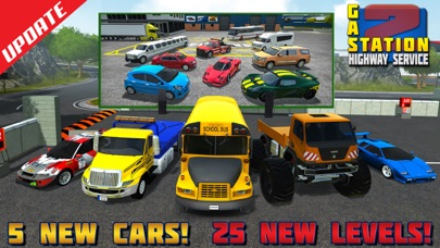 download Gas Station 2: Highway Service apps 4
