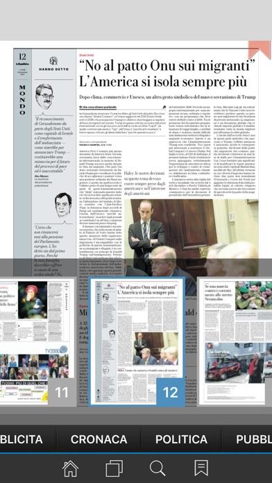 Screenshot of la Repubblica2