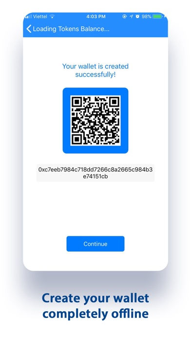 MyEtherWallet screenshot 2