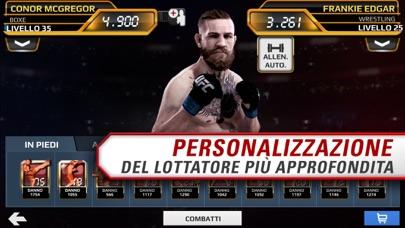 Screenshot of EA SPORTS™ UFC®4