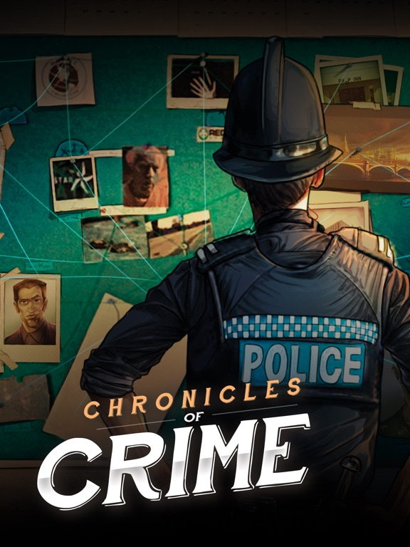 Chronicles of Crime Скриншоты5