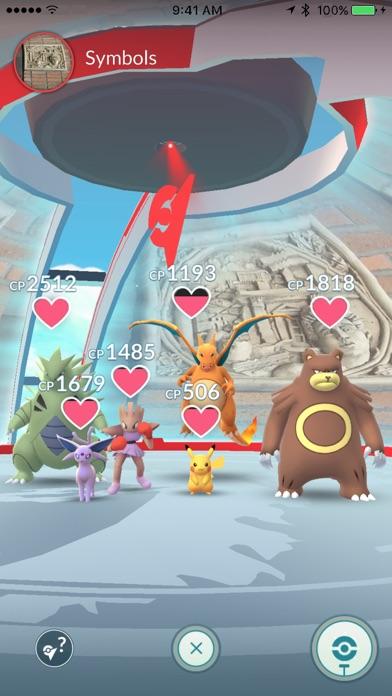download Pokémon GO apps 0