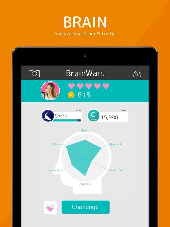 Игра Brain Wars