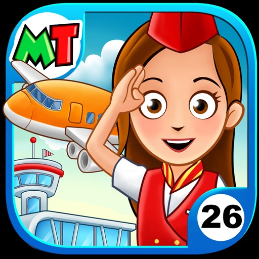 My Town : Airport app for iphone